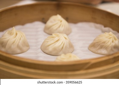Xiao Long Bao in Taipei