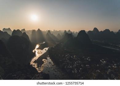 Xing Ping, China