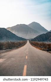 Xinjiang Gobi Highway