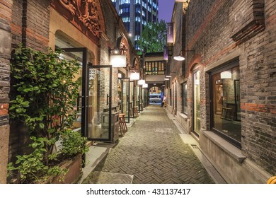 Xintiandi and Shanghai Shikumen