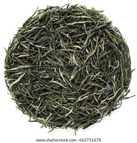 Xinyang Mao Jian Henan Green Tea Stock Photo (Edit Now
