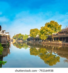 Xitang is an ancient water town well known throughout China, located in Jiashan county of Zhejiang Province, with a history of more than one thousand years.