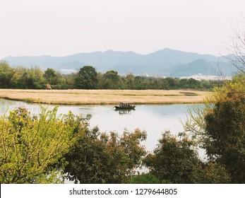 Xixi Wetland in China
