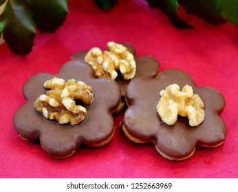 X-mas Cookies homemade