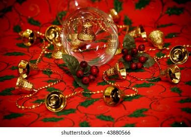 xmas decoration / closeup