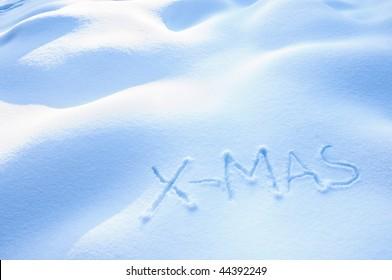 X-Mas in Snow