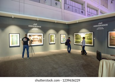 Xposure International Photography Festiva, Sharjah, United Arab Emirates, November 23, 2018 Xposure 2018, will span 11,000 sqm to host an International Photography Festival
