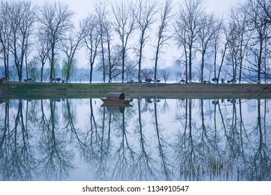 xuanwu lake park nanjing china