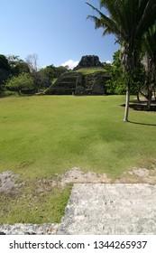 Xunantunich -Mayan Ruin in Belize