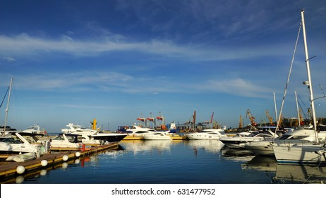"Yacht Club ""Odessa Marina"", Odessa, Ukraine"