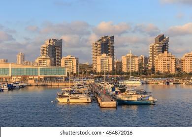 Yacht Club.Ashdod Israel