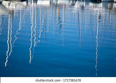 yacht harbor , luxury summer cruise, sailboats in Montenegro, leisure time, active life, vacation and holidays concept