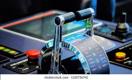 Yacht Throttle Controls
