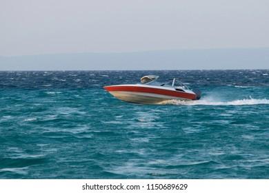 yachts and sea