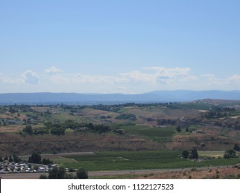Yakima valley in Washington