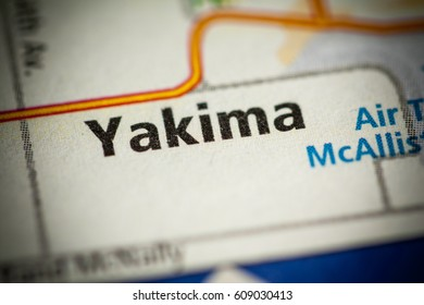 Yakima. Washington. USA