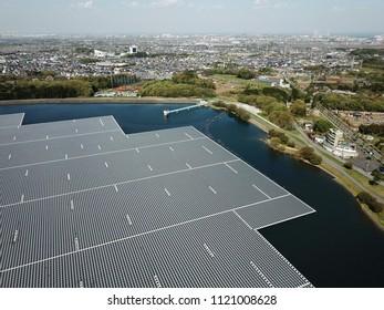 YAMAKURA Dam's solar power generation