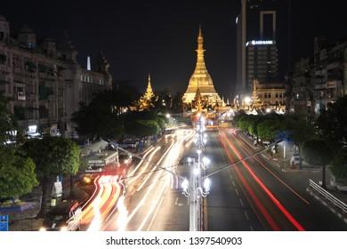 Myanmar Road Images, Stock Photos & Vectors | Shutterstock