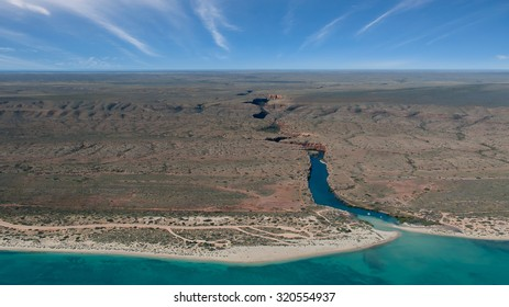 Yardie Creek Gorge, Cape Range National Park, Exmouth Western Australia