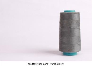 Yarn isolated on white background