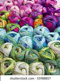 yarn on the market