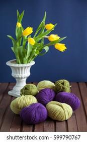Yarn of wool