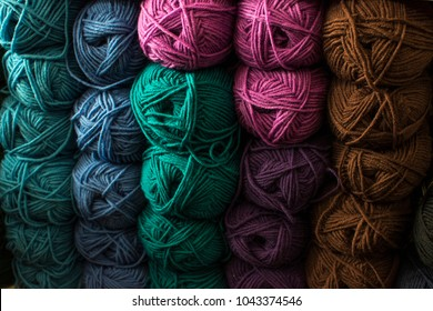 Yarns are called long, continuous, twisted threads or fibers used in the textile industry for weaving, sewing, knitting and embroidering. In the past, the yarn is made by hand with a hook and spindle.