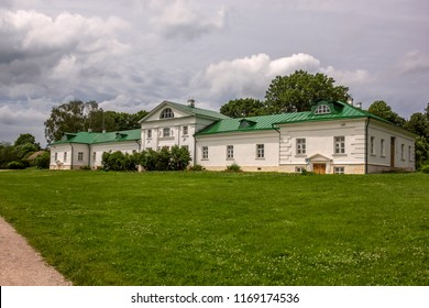 Yasnaya Polyana, Tula, Russia - June, 2016. Home of Leo Tolstoy