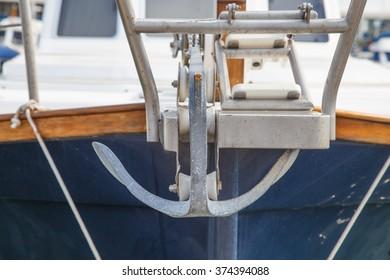 yatch anchor