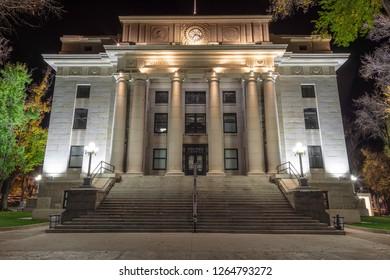 Yavapai County Courthouse in Prescott Arizona