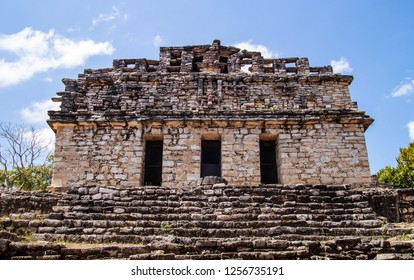 Yaxchilan ruins in Chiapas, Mexico