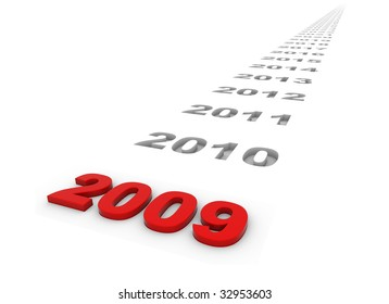 The year 2009 and the years ahead.