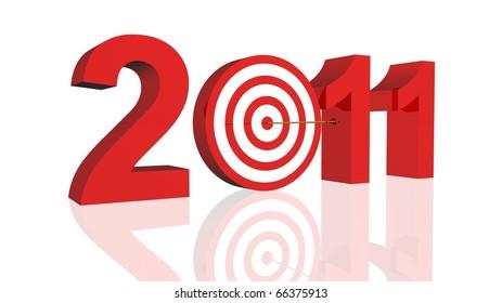Year 2011 Target