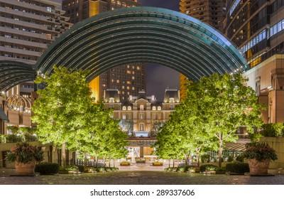 Yebisu Garden Place, Tokyo, Japan