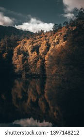 Yedigoller is 7 lakes located in Bolu which has an art view in autumn