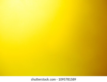 yellow background and texture. soft light backdrop blurred
