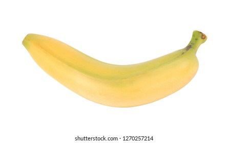 Yellow Banana Isolated on white