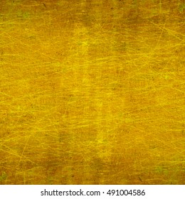 yellow beige background. Vintage cement texture wall