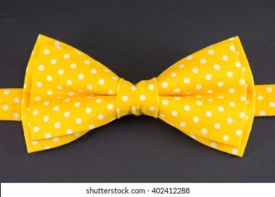 4ed50efab834 Yellow Bow Tie Images, Stock Photos & Vectors | Shutterstock