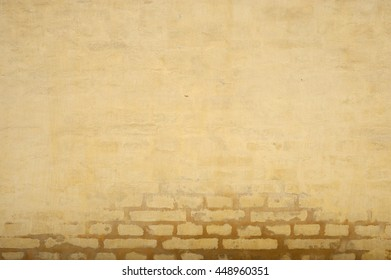 yellow brick patteren background, thank you.