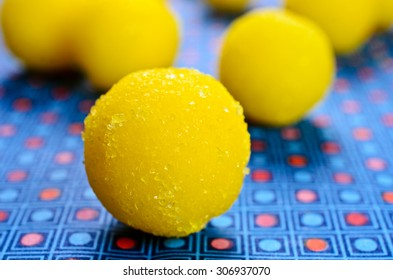 Lemon Drop Candy Images, Stock Photos & Vectors | Shutterstock