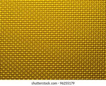 yellow carbon fiber texture