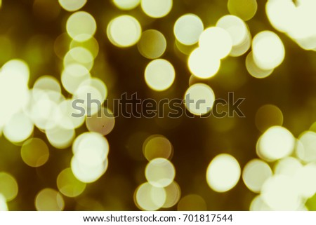 yellow circle bokeh burry background stock photo edit now