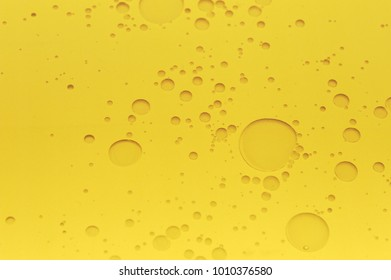 Yellow color background with patterns