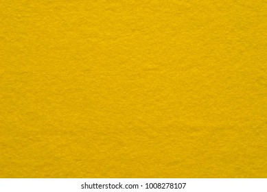 yellow color felt background texture
