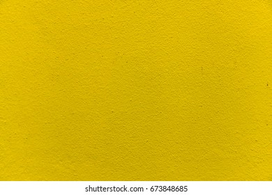 yellow concrete background