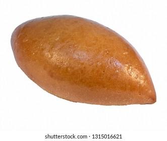 Yellow dough pie