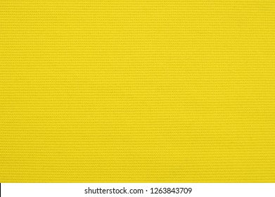 Yellow fabric texture background.