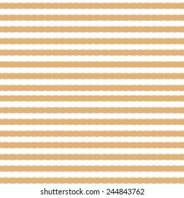 Yellow Gold Stripe on White with Dashed lines Background