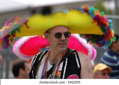 Yellow Hat Man